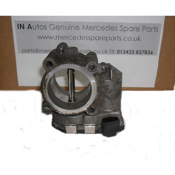 Mercedes benz intake throttle for mercedes motor 642 for Mercedes benz second hand parts